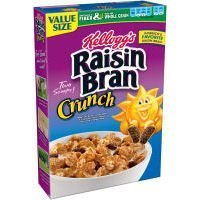 Kellogg's Raisin Bran Crunch Cereal (Case of 14) by Raisin Bran [並行輸入品]