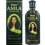 Dabur Amla Hair Oil. 300ml by Dabur [Beauty] (English Manual)