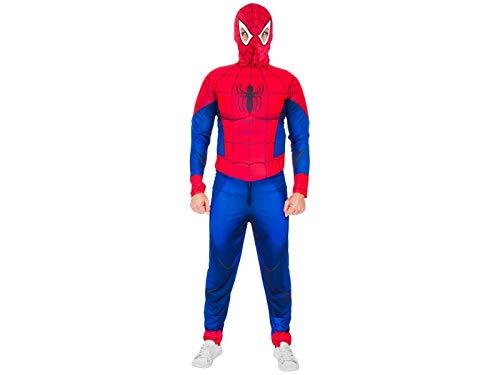 Fantasia Avengers Homem Aranha Clássico, Regina, Colorido, G 46-48