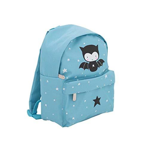 A Little Lovely Company bpba007Rucksack Mini, Design Fledermaus