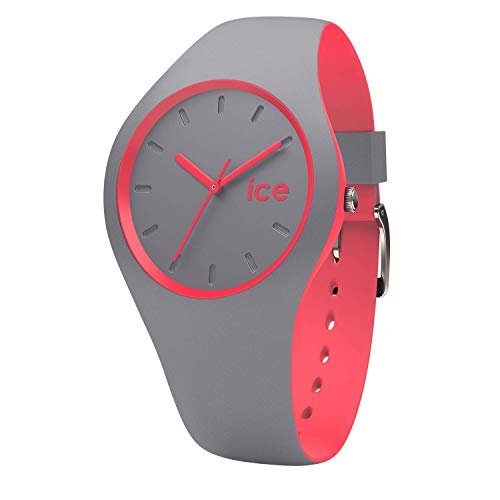 Ice-Watch - ICE duo Dusty coral - Women\'s wristwatch with silicon strap - 001488 (Small)