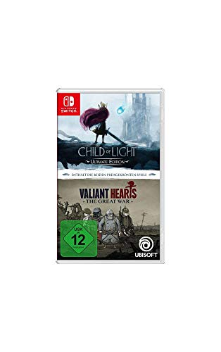 Child of Light Ultimate Edition + Valiant Hearts: The Great War - [Nintendo Switch]