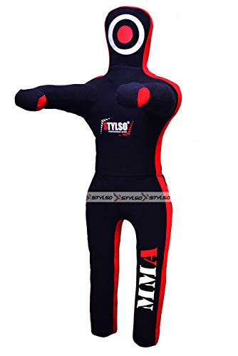 6ft  Grappling Dummy Heavy PunchBag MMA Judo Training Kick Boxing 180cm