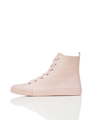 Marca Amazon - find. Zapatillas Altas para Mujer