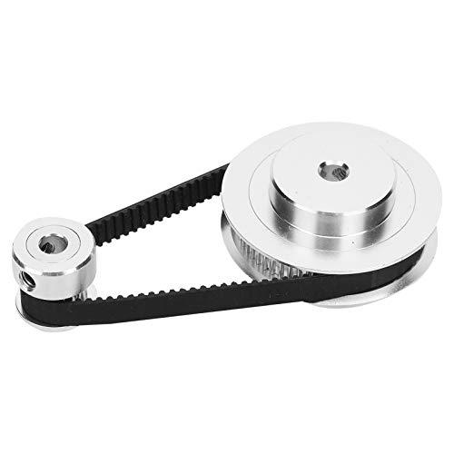 Ruota sincrona passo Timing Puleggia Alluminio 20/60 denti Parti della stampante 3D per cinghie di distribuzione in casa o industriale