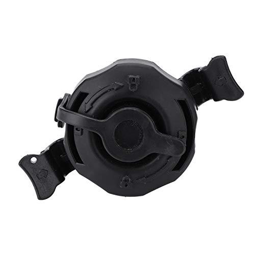 DAUERHAFT Válvula de Aire de la Cama Black Secure 10 * 4,28 cm, para una Alta protección Segura del Aire