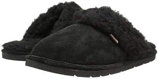Lamo(ラモ) レディース 女性用 シューズ 靴 スリッパ Scuff - Black [並行輸入品]