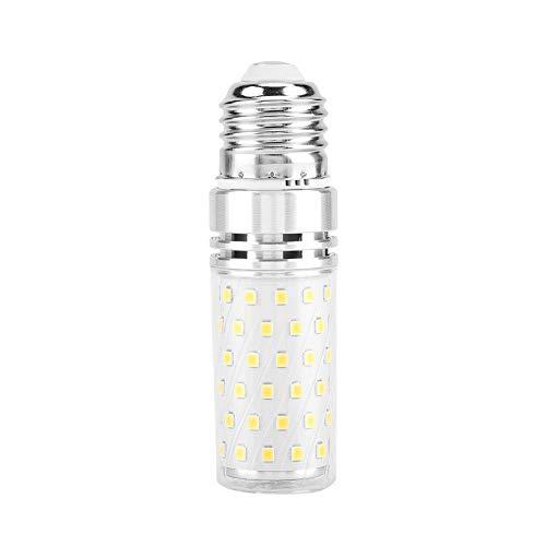 Redxiao 【𝐎𝐟𝐞𝐫𝐭𝐚𝐬 𝐝𝐞 𝐁𝐥𝐚𝐜𝐤 𝐅𝐫𝐢𝐝𝐚𝒚】 E27 Bombillas LED, 16W Bombilla Bombilla de maíz Bombilla LED Resistente al Calor AC 85-240V Blanco cálido 4 Piezas(2#)