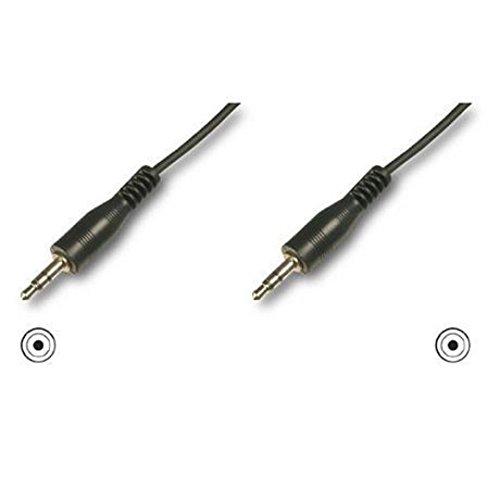 Nilox mglp9354 1.5 m 3.5 mm 3.5 mm Noir câble Audio