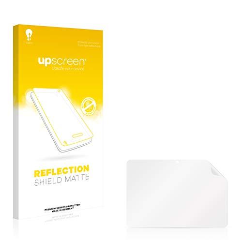 upscreen Entspiegelungs-Schutzfolie kompatibel mit TrekStor SurfTab Breeze 10.1 Plus – Anti-Reflex Bildschirmschutz-Folie Matt