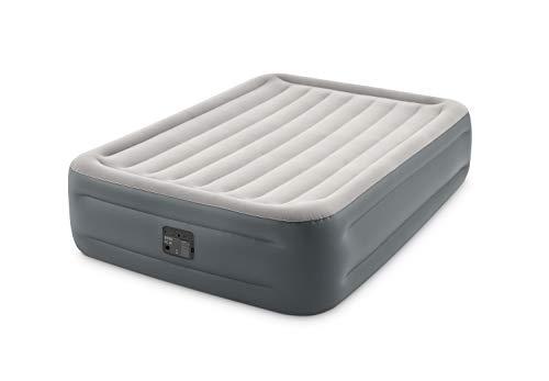 Intex Essential Rest Dura-Beam Plus Queen 230 V Luftbett, Grau, Gross