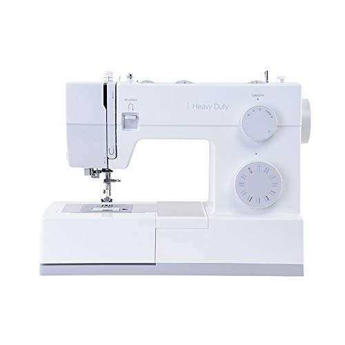 Lowest Price! QERNTPEY-Home Sewing Machine Heavy Duty Sewing Machine with 11 Built-in Stitches, Meta...