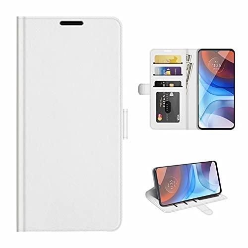 Coque OnePlus 9 Pro R64 Funda Unilateral Izquierda y Derecha para teléfono móvil OnePlus 9 Pro R64 Funda Protectora-Blanco