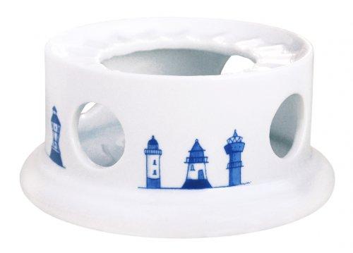 CUP+MUG Stövchen, Leuchtturm
