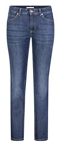 MAC Jeans Damen Melanie Jeans, Blau (Dark Blue D845), 34/36
