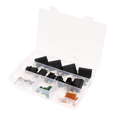 non-brand Sharplace 5 Pack Assemblage Porte-Fusibles Étanche ATO ATC