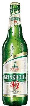 24 Flaschen Brinkhoff´s No. 1 a 0,33 Liter inclusiv 1,92€ MEHRWEG Pfand