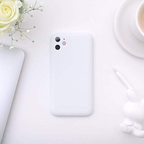 MYNUSiPhone11CASE(マットホワイト)