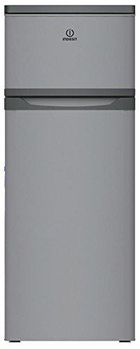 Indesit RAA 29 S Frigo-Congelatore (212 L, N-ST, 42 DB, 2 Kg/24H, A+), Argento