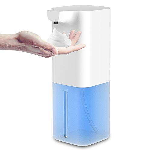 SZRWD Schaumseifenspender,Seifenspender,350ML Automatische Handwaschmaschine mit Großem Fassungsvermögen,Langlebige Akkulaufzeit,Effektive Sterilisation,Pflege der Gesundheit der Familie