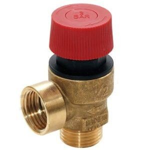 """3/4"""" Inch Male Safety Pressure Relief Valve 6 Bar by plumbing4home"""