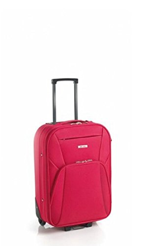 Syna de John Travel, maleta de cabina 30 L - 55 cm - roja