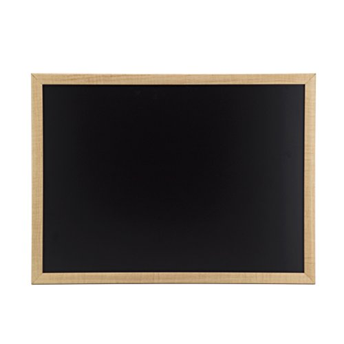 U Brands Chalkboard, 17 x 23 Inches, Oak Frame (310U00-01)