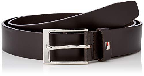 Tommy Hilfiger Layton Belt 3.5 Cintura, Marrone (Testa di Moro 272), 8 (Taglia Produttore: 100) Uomo