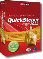 QuickSteuer Deluxe 2011 (für Steuerjahr 2010)