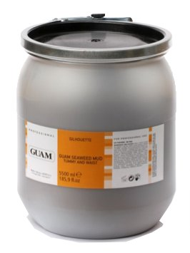 Guam Fanghi d'alga Algenschlamm Bauch und Huefte (7.000 g)