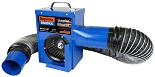 electric smoke blower