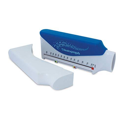 BOSO Peak Flow - Medidor de intensidad con funda protectora universal para adultos y niños
