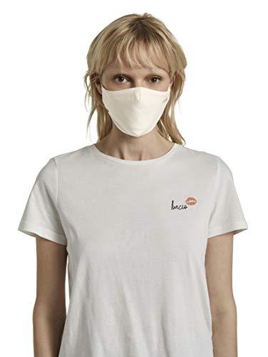 TOM TAILOR Unisex Stoffmaske wiederverwendbar