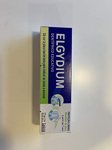 Elgydium Gel Dentifrico Educativo Revelador Placa 50ml