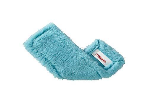 Leifheit Wischbezug Profi XL static plus, für alle Bodenarten, zieht Staub und Haare an wie ein Magnet, Bodenwischer Ersatzbezug für glatte Böden, Staubwischer