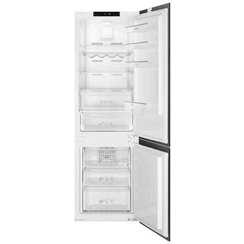 Smeg C8174TN2P frigorifero con congelatore Built-in Bianco 254 L A++