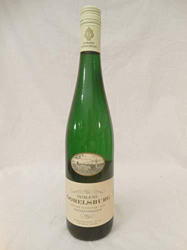schloss gobelsburg grüner veltliner domaene gobelsburg (kamptal) blanc 2011 - autriche - une bouteille de vin