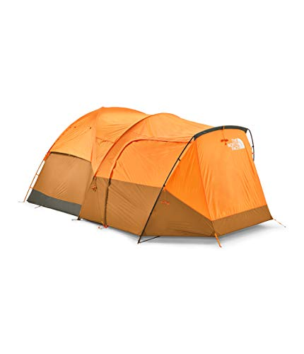 The North Face Wawona 6P, Light Exuberance Brown Orange/Timber Tan/New Taupe Green, OS