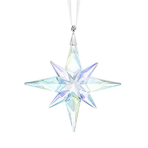 SWAROVSKI Star, Small Ornament, Crystal/Crystal Aurore boreale