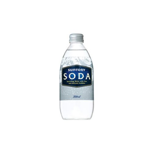 サントリー ソーダ 350ml×24本 瓶