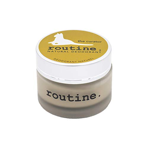 Routine Natural Deodorant - The Curator: Baking Soda Free - 58g - Extra Sensitive Skin Formula