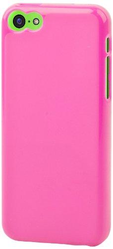 MCA MUSKI0141 - Funda Minigel Rosa Apple iPhone 5C