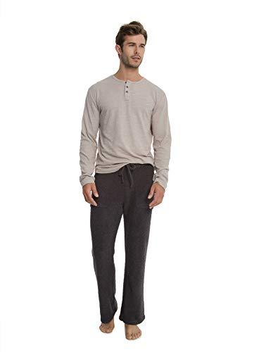 Guys Long Yoga Pants