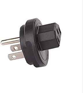 GOUWEI USA Power Adapter US 3Pin Male Plug to IEC 320 C13 Socket Female Power conveter IEC320 C13 to USA US American Stand...