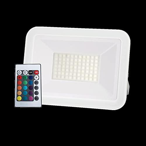 LAMPO Projector Flat 50W RGB 230V TEL.in FAFLAT50WRGB
