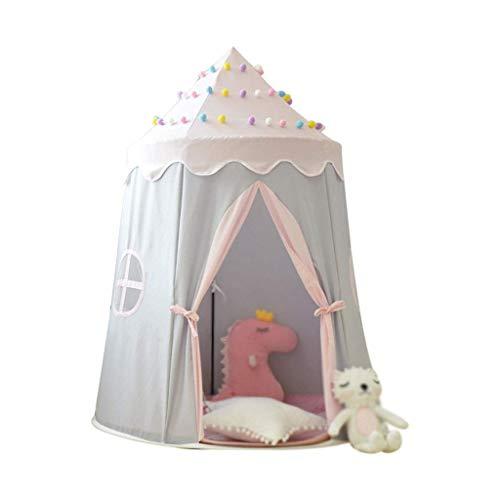 Carpa para niños plegable, carpas Carpa de yurta reforzada, carpa bicolor Carpa...
