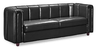 Speakeasy Leather Sofa