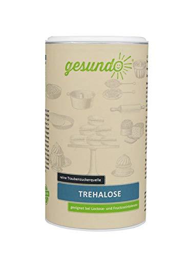 Trehalose Zucker von gesundo, Verpackungsgröße:250 g Dose