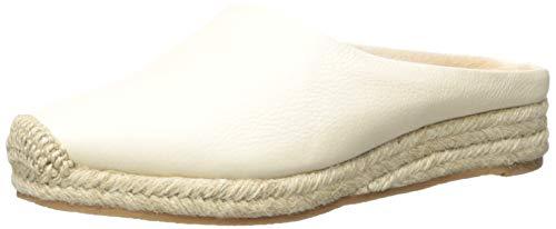 Dolce Vita Women's Brandi Mule, Ivory Leather, 8.5 M US