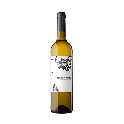Casal Caeiro Albariño Sobre Lías - Vino blanco Albariño D.O. Rías Baixas
